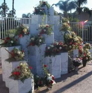 San Ysidro monument