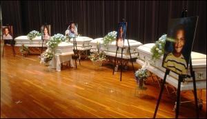 Quincy Funeral