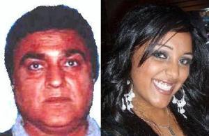 Jayprakash and Karishma Dhanak