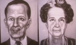 Fred and Edwina Rogers