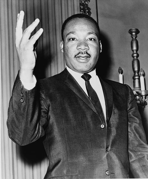 dr kings letter from birmingham jail Jonathan rieder from barnard college looks at dr martin luther king, jr's letter from birmingham jail, and how its values reflected the constitution and the declaration of independence.