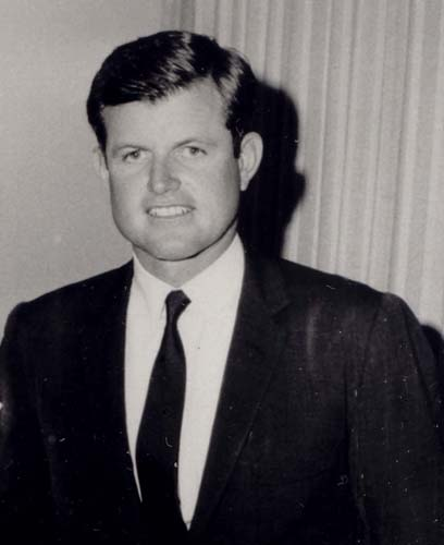 The Art of Leadership and Lessons from the Past – Edward M. Kennedy