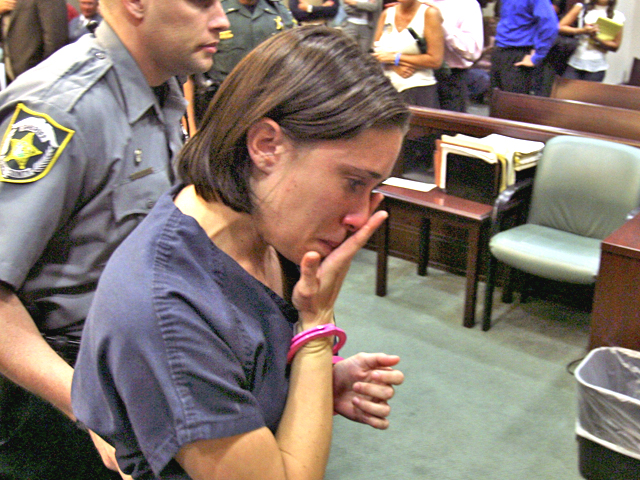 casey anthony photos. Casey Anthony leaving court