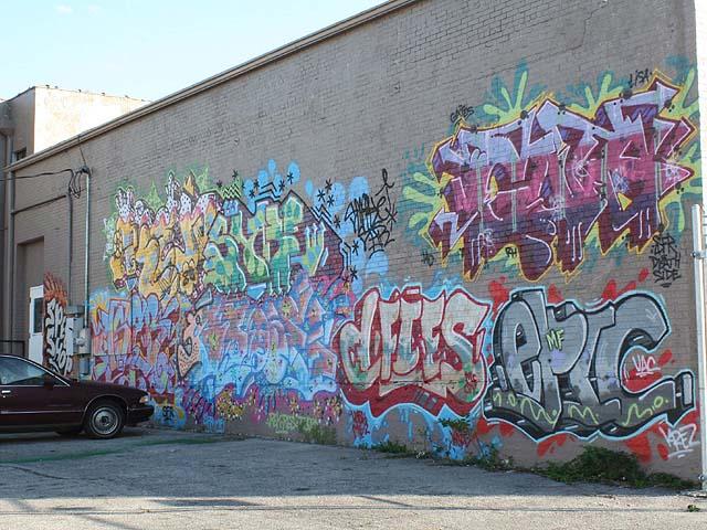 2008 September: Gangs | Bonnie's Blog of Crime