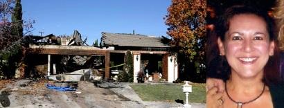 Covina house and Sylvia Pardo