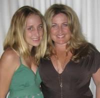 Michelle and Breea 2007