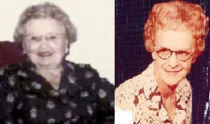 Ethel Sololoff and Elizabeth McKeown