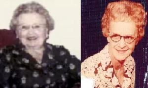Ethel Sololoff and Elizabeth McKeown