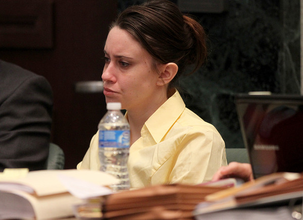 casey anthony trial update 2011. The jury also saw Casey on