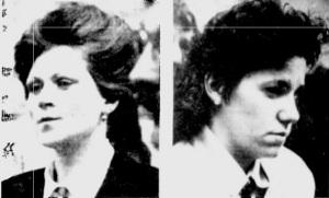 Spree Killers: Tina Hickey Powell and LaFonda Fay Foster killed 5