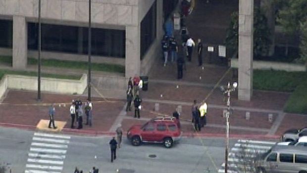 Jefferson County Courthouse shootout: Bartholomew Granger in custody, ...