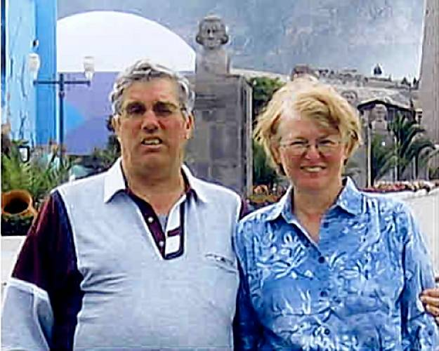 Ernest And Charlene Scherer
