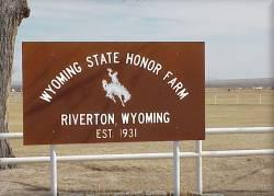 WY Honor Farm