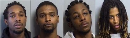 4 Tulsa suspects