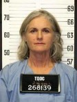 Raynella Dossett Leath prison mug
