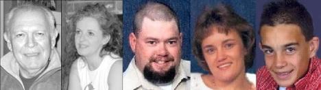 Levi King victims