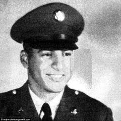 Major Chester Garrett