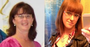 Terri and Stacey Moulton