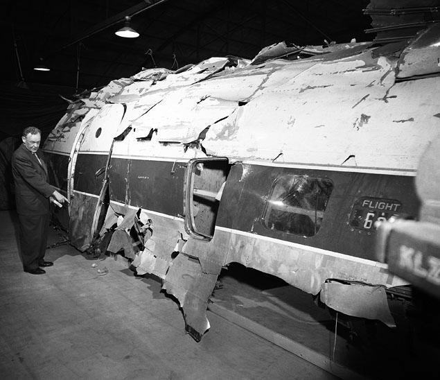 United Airlines Flight 629 November 1955 Jack Gilbert