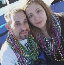 Eric Salabirria and Chelsea Sizemore