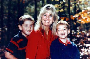 Sara Tokars and sons