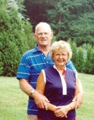 Irene Kennedy with husband Tom