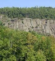 Maiden's Cliff
