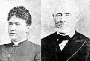 Abby and Andrew Borden
