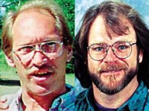 Gary Matson and Winfield Mowder