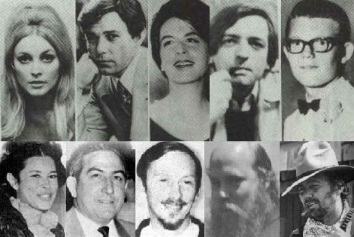 Manson victims