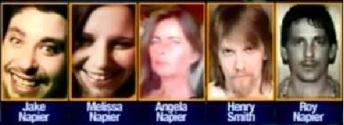 Napier victims