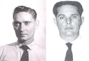 Richard Phillips and Milton Curtis