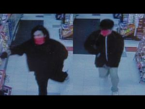 Lee Mart robbery