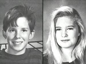 Brian King and Christina Benjamin