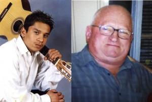 Daniel Rojas and Jerry Burnett