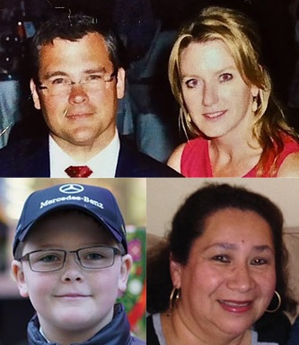 Savopoulos Family victims
