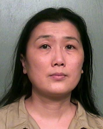 Tianle Li prison mug