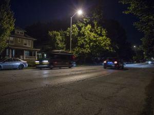 Billy Boyd scene 3900 block of North College Avenue