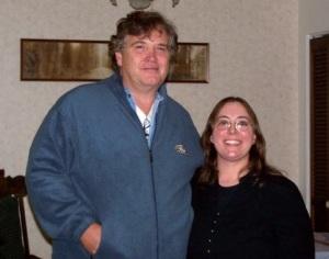 Jim Krumm and Heidi Arnold