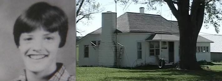 Monsters among us james eugene schnick killed family for Buckner home
